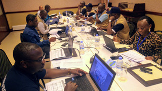 2017 Rwanda Presidential Elections technical team