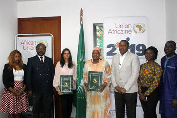 EISA renews MOU with AU in 2019