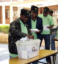 Association of Mineworkers and Construction Union Elections