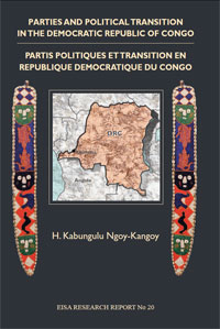 Cover: Parties and Political Transition in the Democratic Republic of Congo