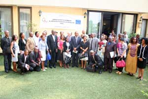 Launch of the DRC Strengthening of Citizen Observation of Elections in the Congo