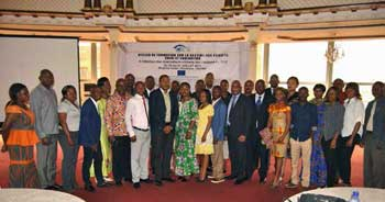 DRC 2017: CSOs equipped to observe voter registration