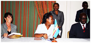 EISA Signing MoU with EAC