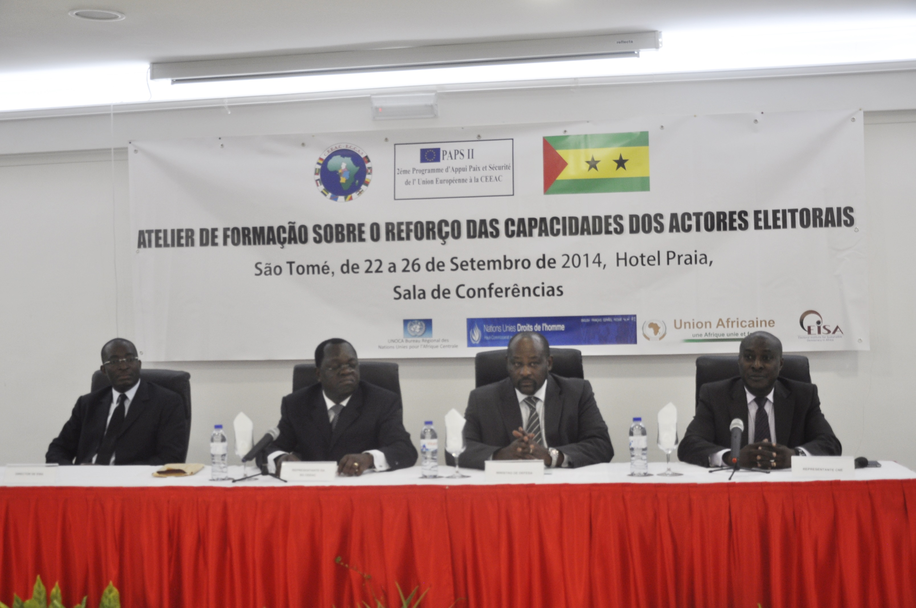 São Tomé and Príncipe Stakeholders' Workshop