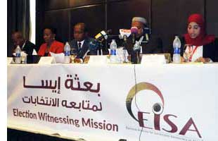 2015 Egyptian parliamentary elections: EISA Election Witnessing Mission