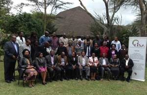 Multi party consultative workshop, also