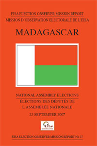 Challenges of Election Management & Prospects for Reforms in Madagascar