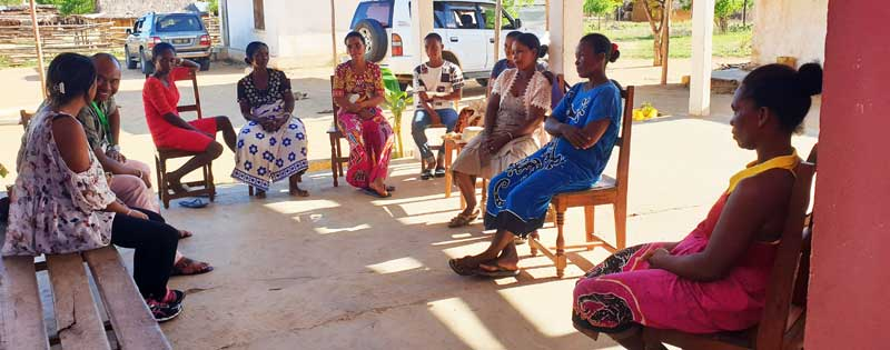 EISA Madagascar's Talily Raike, a peacebuilding project