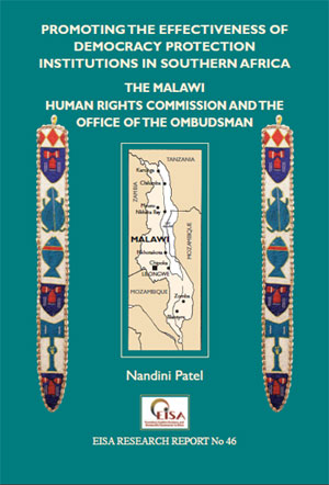 Cover: The Malawi Human Rights Commission and the Office of the Ombudsman