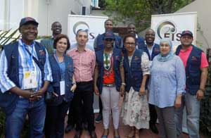 2018 Mozambique Municipal elections: International voter registration assessment team