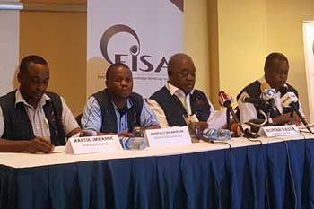 2019 Nigerian General Elections: EISA's EOM releases its Preliminary Statement at a press conference
