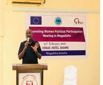 2021 Roundtable on women's political participation