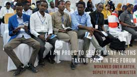 EISA Somalia Newsletters: Supporting Transition, Stability and Democracy in Somalia