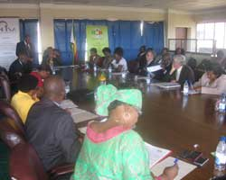 ZEC and the EISA organised Roundtable