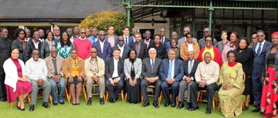 High Level Workshop on Strengthening Electoral Dispute Resolution