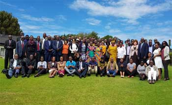 2019 Harmonised Elections review conference